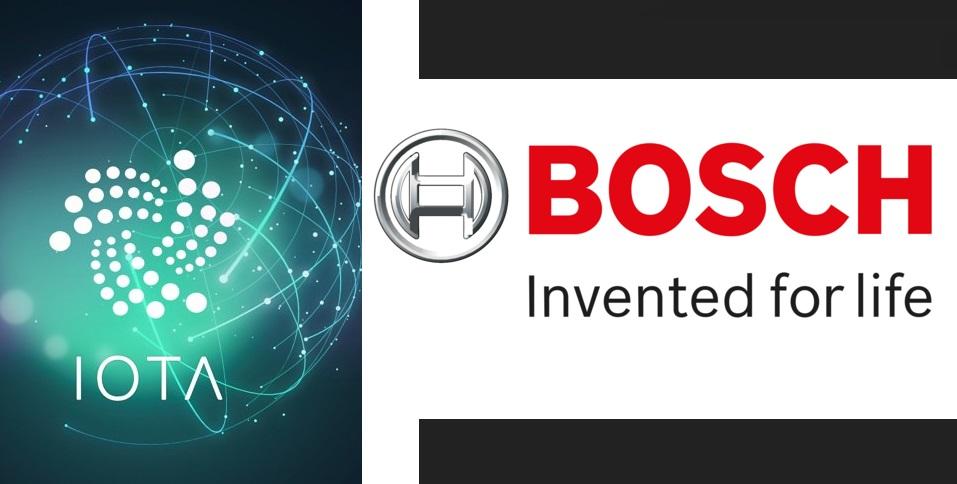 Una gran inversión de Bosch Group VC dispara el valor de IOTA