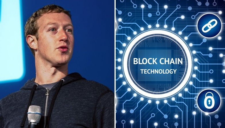 Zuckerberg quiere implementar blockchain en Facebook