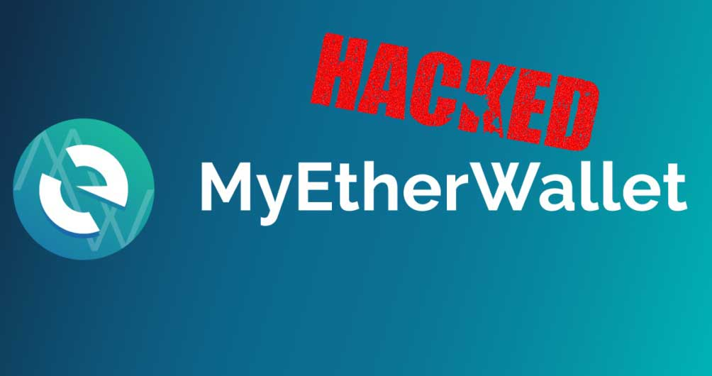 MyEtherWallet Hackeado