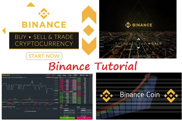 Como usar Binance Exchange