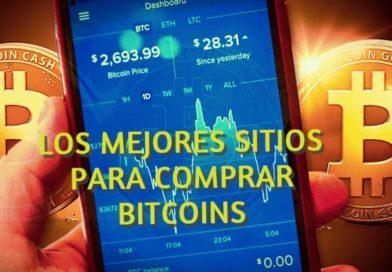 Mejores Paginas para Comprar Bitcoins
